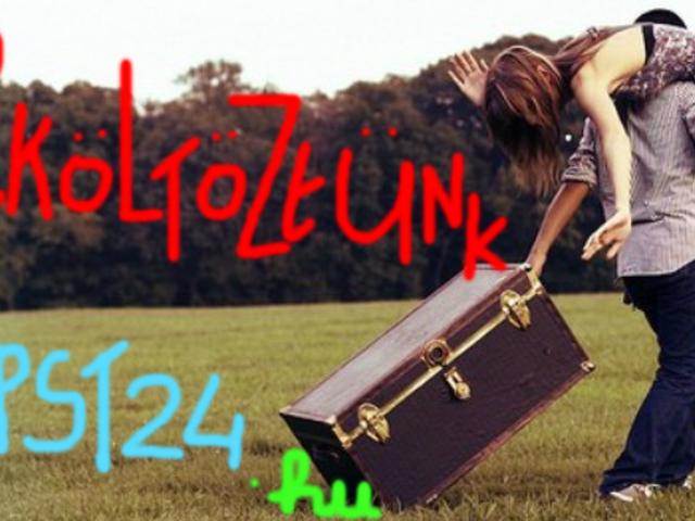 E.L.K.Ö.L.T.Ö.Z.T.Ü.N.K!!!  --> BDPST24.hu