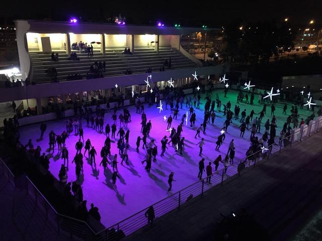 A Jégterasz óriási partival nyitotta meg a szabadtéri korcsolyaszezont