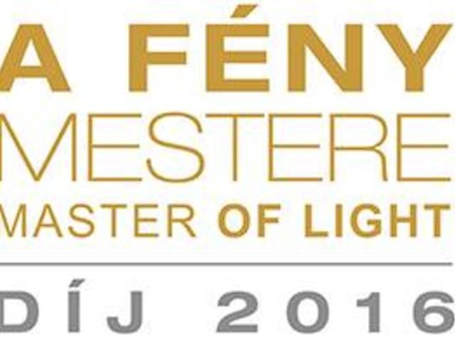 A fény mestere díj 2016
