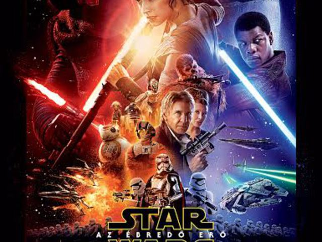 Itt a magyar nyelvű előzetes: Star Wars – Az ébredő Erő