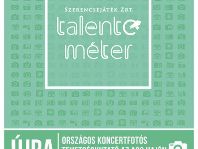 Újra itt a Talentométer, a Szerencsejáték Zrt. tehetségkutatója