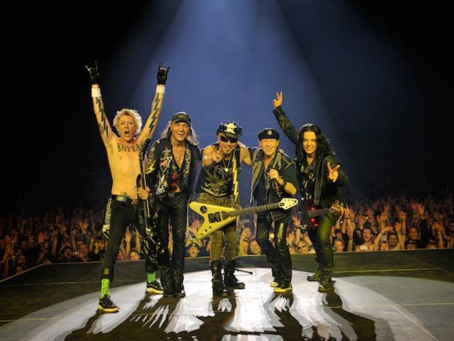 A Scorpions 50 éves évfordulót ünnepel!