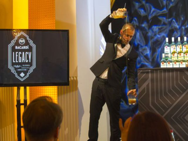 Megvan a Bacardí Legacy Global Cocktail Competition magyar győztese