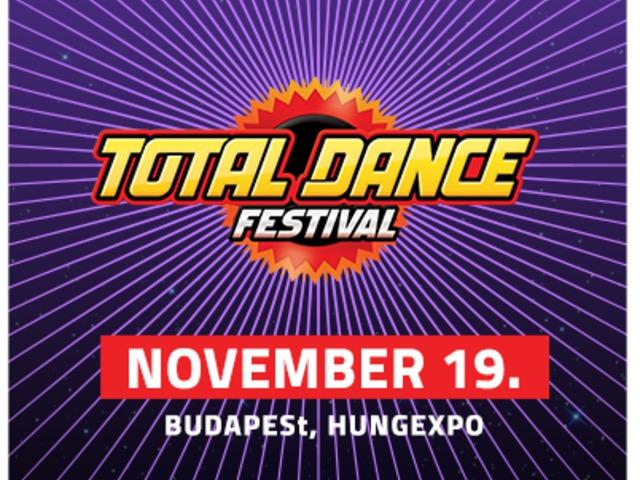 Total Dance Festival / 2016. november 19.