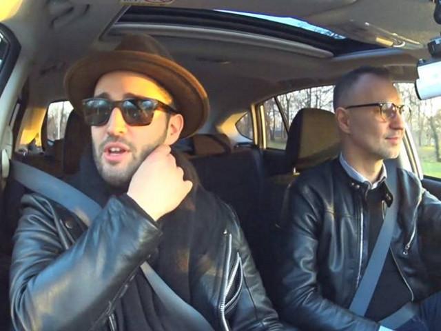 Király Viktor: Adam Levine barátként tekintett ránk