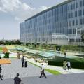 Nem épül új bevásárlóközpont a Nyugatinál. Az Eiffel Square irodái mellett szolgáltatók kapnak helyet