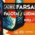Program ajánló: A38 FARSANG // PALOTAI // LUDMILLA // DUBLIC // MIRA // NINJABREAKZ DJS