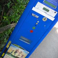 Parkolóautomaták