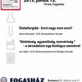 Budapest Science Meetup - Június