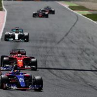F1 - VÁLTOZNAK A KÉK ZÁSZLÓS SZABÁLYOK A BAKUI FUTAMRA