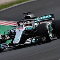 F1 - IDÁIG A MERCEDESNEK ÁLL A ZÁSZLÓ