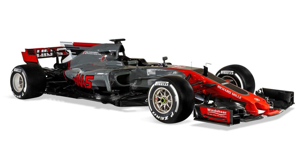 Csapat: Haas F1 Team<br />Autó: VF-17<br />Motor: Ferrari<br /><br />Versenyzők: Romain Grosjean (#8), Kevin Magnussen (#20)<br />2016-os helyezés a konstruktőri pontversenyben: 8. (29 pont)