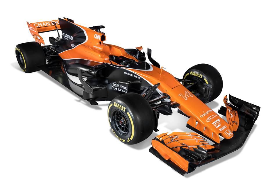 Csapat: McLaren-Honda<br />Autó: MCL32<br />Motor: Honda<br /><br />Versenyzők: Stoffel Vandoorne (#2), Fernando Alonso (#14), Jenson Button (#22)<br />2016-os helyezés a konstruktőri pontversenyben: 6. (76 pont)