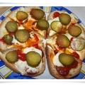 A koleszos pizza