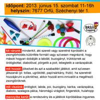 World Juggling Day 2013