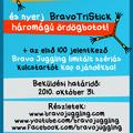 Nyerj BravoTriStick háromágú ördögbotot!
