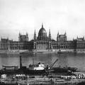 Az Országház az 1900-as évek elején