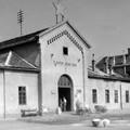 A Józsefvárosi pályaudvar az 50-es évek végén