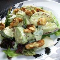 Őszi saláta az angol nyárban