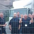 Új látványosság Budapesten: a Kopasz Majmok