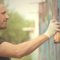 Nikon One - Graffiti születésnapra