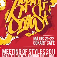 Meeting of Styles - Budapest