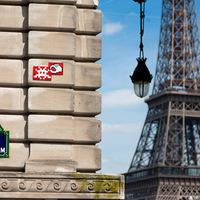 Invázió Párizsban - Space Invader