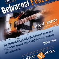 Belvárosi Fesztivál - Máj.28-30. - V.ker számos részén