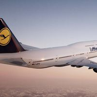 A Lufthansa lett Európa legjobb légitársasága