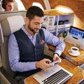 Üttörő lehetőség már 10 éve az Emirates fedélzetén!