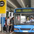 100E járatszámmal új reptéri busz indul