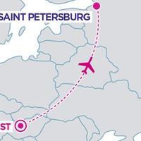 Még el sem indult, de máris több Wizz Air járat fog közlekedni Szentpétervárra