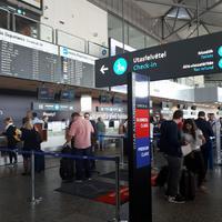 Majdnem hárommillió utas fordult meg Budapesten az első negyedév alatt