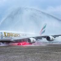 Mától Prága és Taipei is elérhető az Emirates A380-as gépeivel!