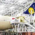 Összeszerelés alatt a Lufthansa első A350-es gépe!