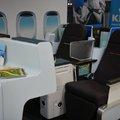 Budapesten mutatták be a KLM World Business Class mockup-ját!