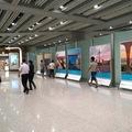 Budapest csodálatos fotóit csodálhatjuk a Pekingi Nemzetközi Repülőtéren