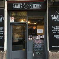 BpBurger (182) - Baan's Kitchen