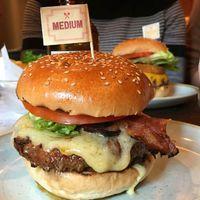 Gourmet Burger Kitchen, Cardiff