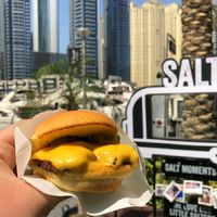 Salt food truck, Dubai
