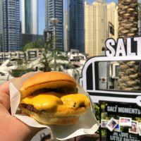 Salt food truck, Dubai