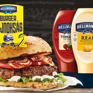Véget ért a Hellmann's Burgerbajnokság