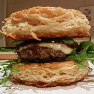 HamburgerHétfő - A Ramenburger