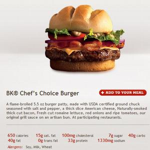 Időközben az USA-ban, 1. rész - Burger King