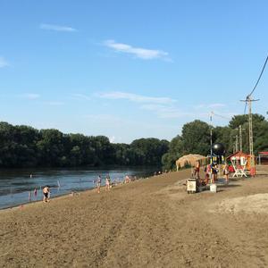 Nádas Beach, Tiszakécske