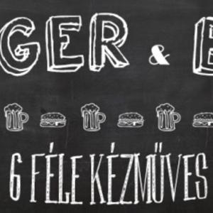 II. Burger & Beer sörvacsora - Húst hússal, és egy kis sajt!