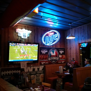 Vendégpost - Hooters, Milford, Connecticut, USA