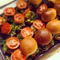 Sör és burger a Kandallóban!