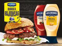 Ismerd meg a Hellmann's Burgerbajnokság idei versenyburgereit!