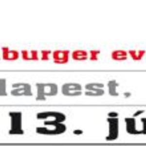 Hamburger Day - Evőverseny részletei